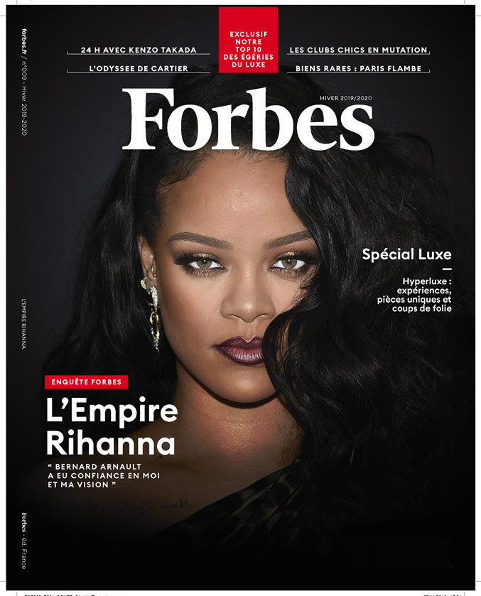 EDITION LUXE DE FORBES