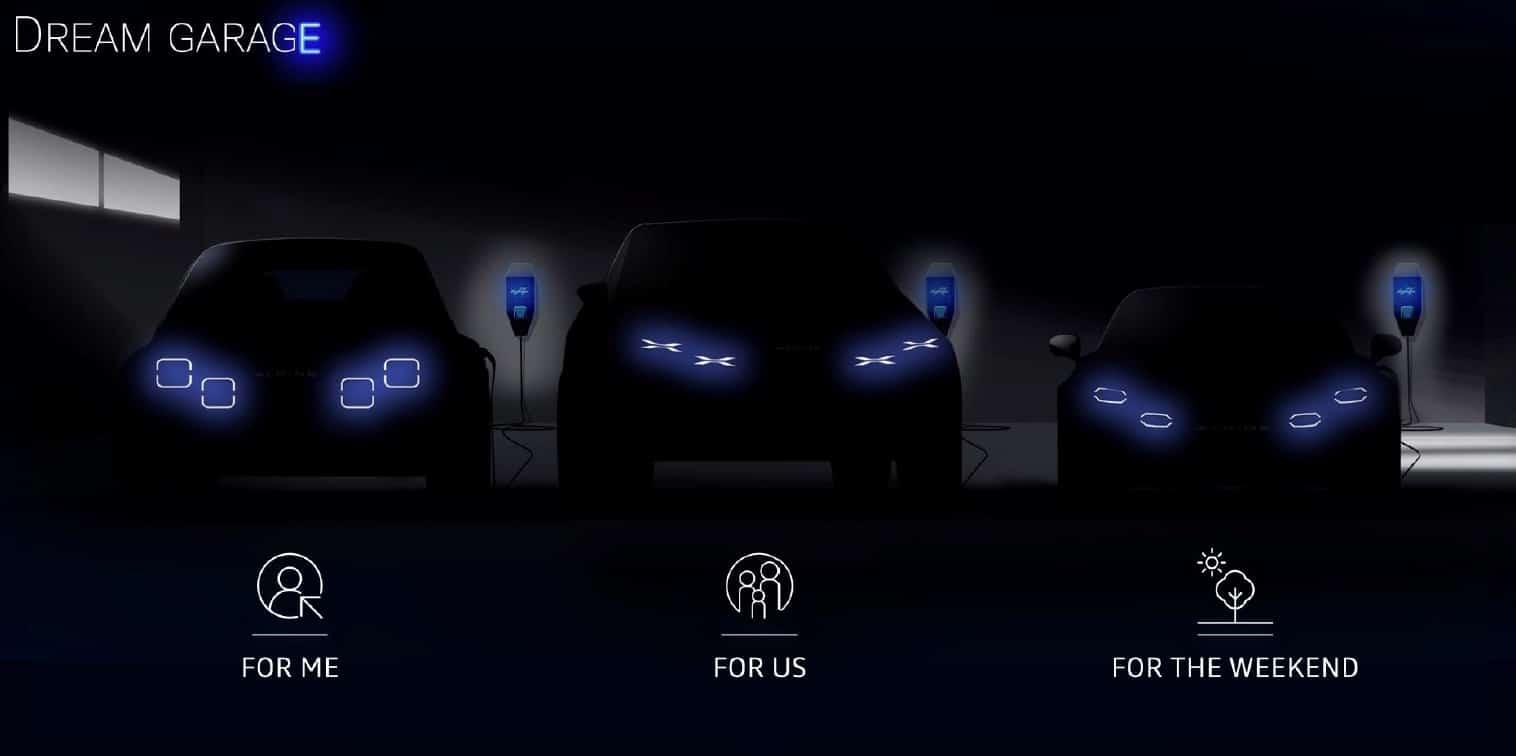 Renault Alpine électrique