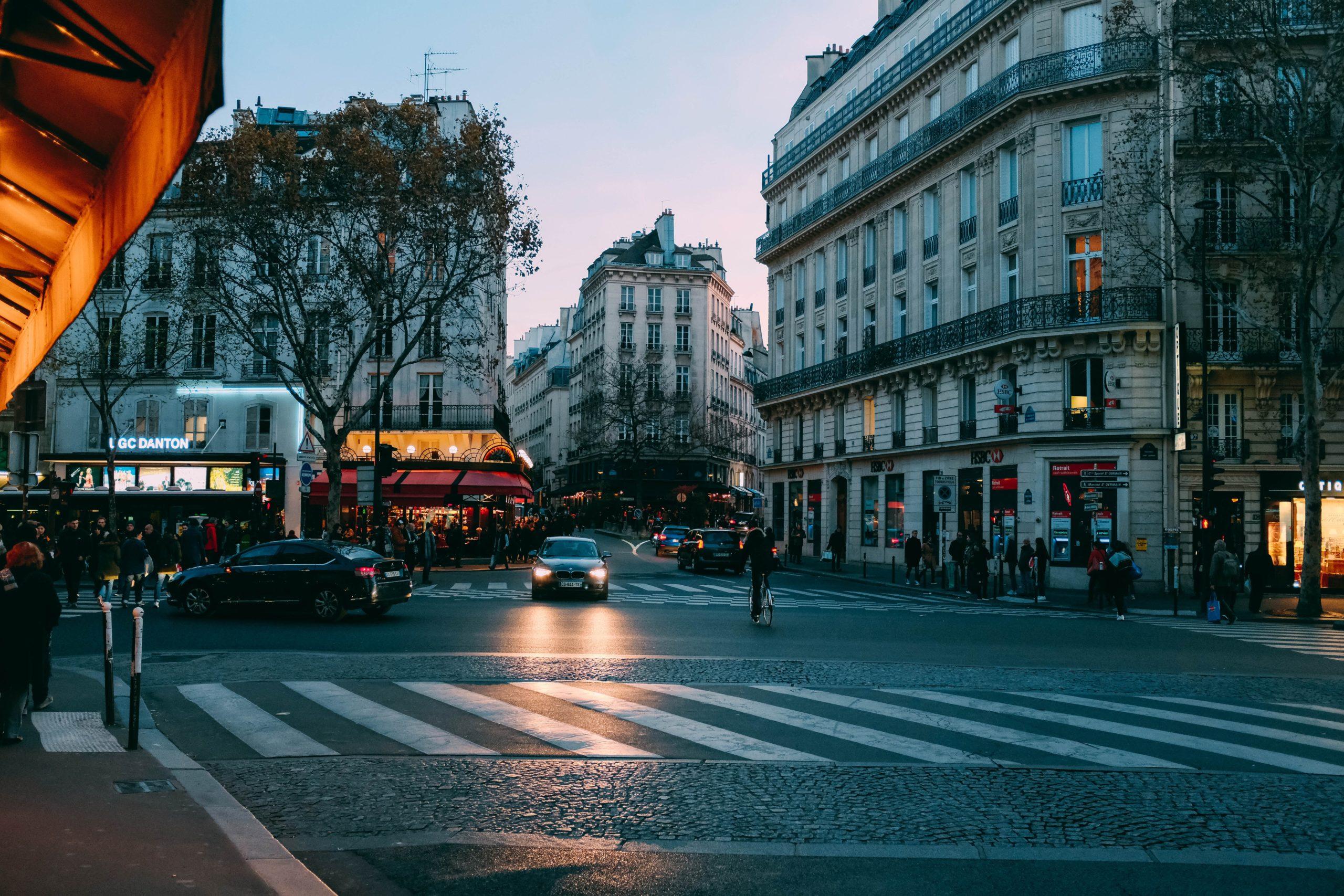 sejour parisien hotel luxe