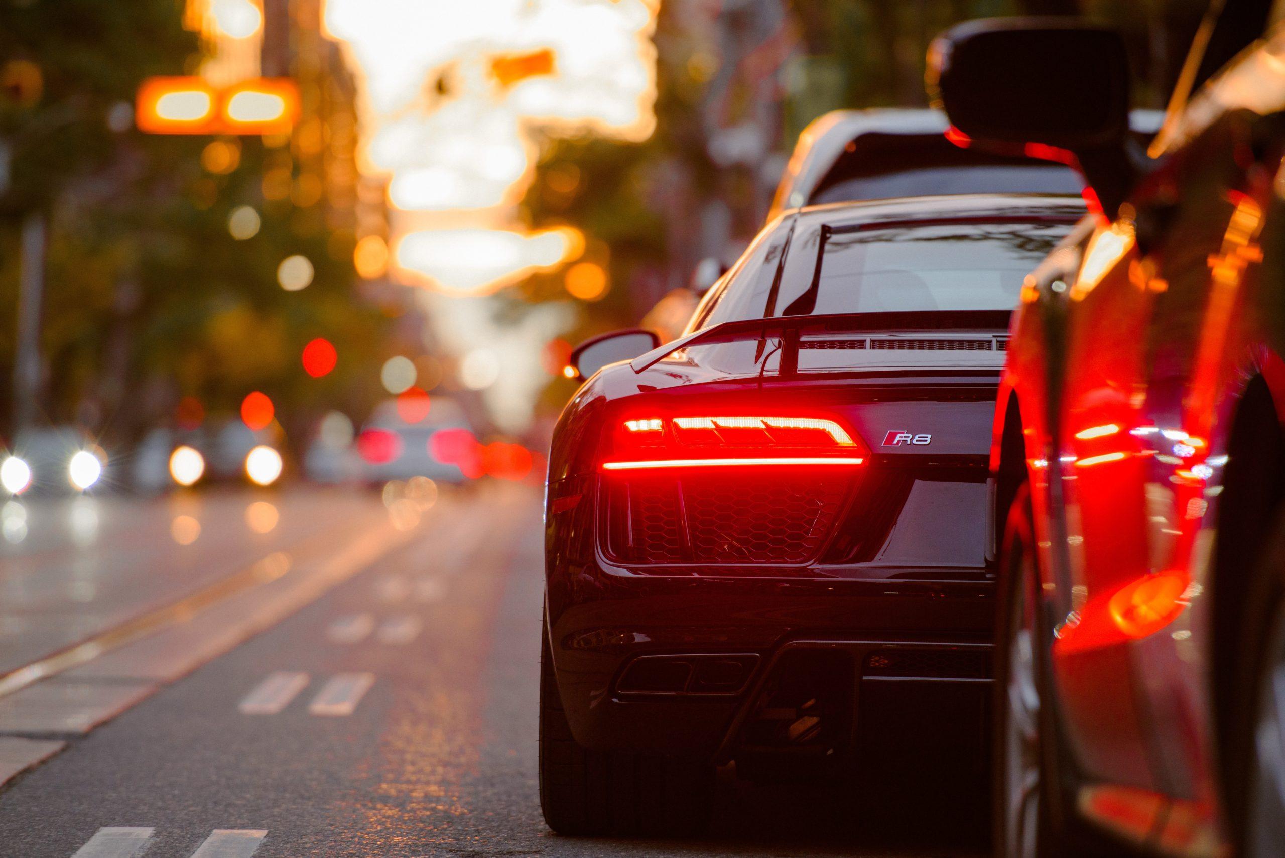roadtrip à Reims en voiture de sport