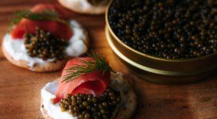 Gastronomie caviar